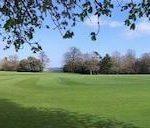 Panaramic of Arundel Castle Cricket Ground