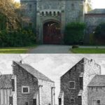 05 - The Mary Gate in 2011 and in 1792