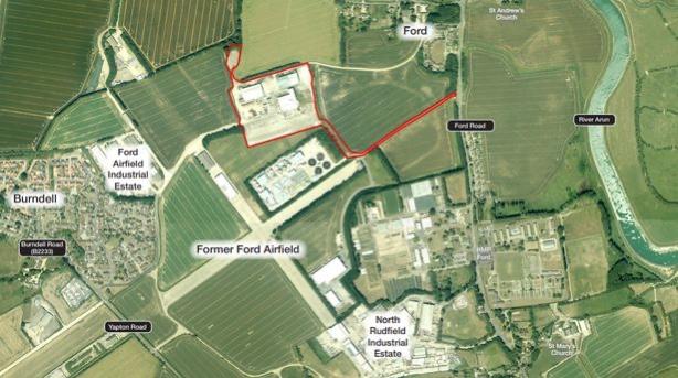 Ford-incinertaor-location-satellite