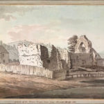 Remains of the South range by Hieronymus Grimm - 1780