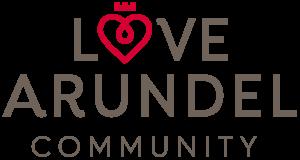 Love Arundel logo