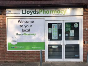 lloyds pharmacy arundel