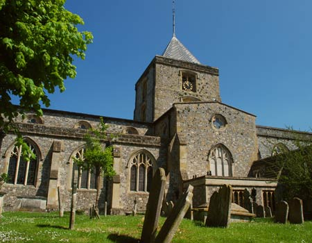 St Nicholas Arundel