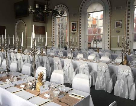 Arundel Twon Hall as a wedding venue