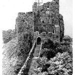 Arundel castle keep - 1884-arundel