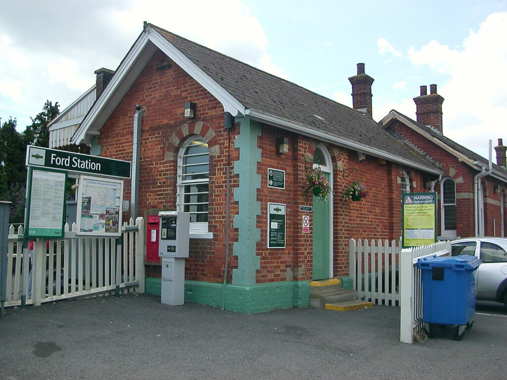 Ford Station